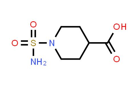 1000932-67-1 | 1-Sulfamoylpiperidine-4-carboxylic acid
