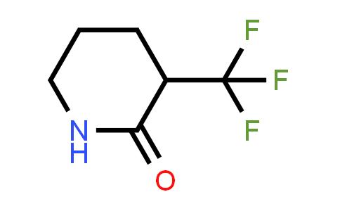 1000934-03-1 | 3-(Trifluoromethyl)piperidin-2-one