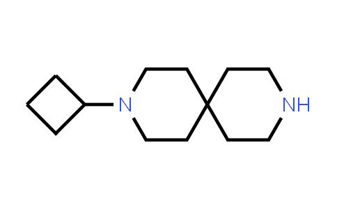 1001054-50-7 | 3,9-Diazaspiro[5.5]undecane, 3-cyclobutyl-