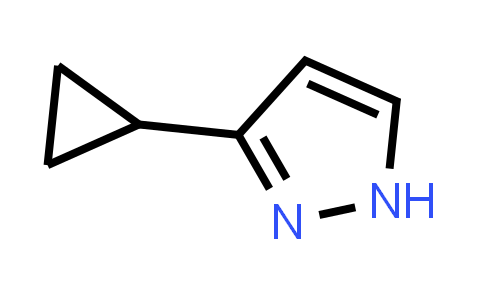 100114-57-6 | 3-Cyclopropyl-1H-pyrazole
