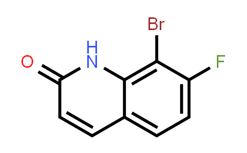 1001322-86-6 | 8-Bromo-7-fluoroquinolin-2(1H)-one