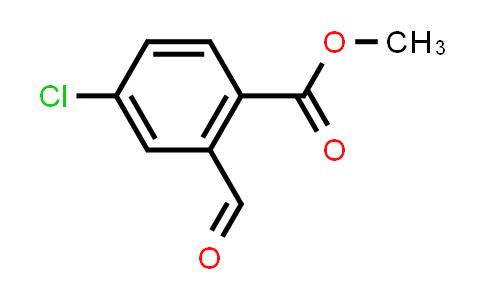 1001336-16-8 | Methyl 4-chloro-2-formylbenzoate