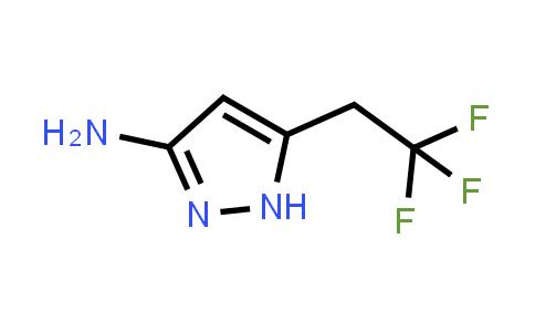 1001354-48-8 | 5-(2,2,2-Trifluoroethyl)-1H-pyrazol-3-amine