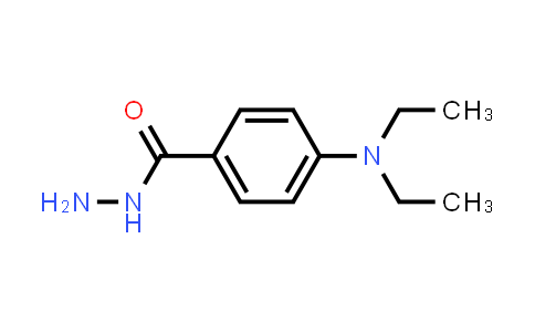 100139-54-6 | Benzoic acid, p-diethylamino-, hydrazide