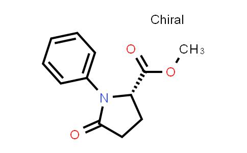 1001390-59-5 | L-Proline, 5-oxo-1-phenyl-, methyl ester