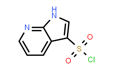 1001412-59-4 | 1H-Pyrrolo[2,3-b]pyridine-3-sulfonyl chloride