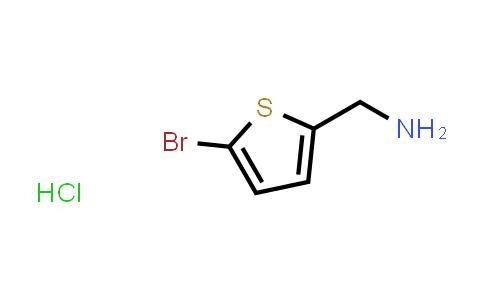 1001414-56-7   (5-Bromothiophen-2-yl)methanamine hydrochloride