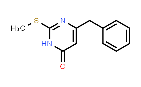 100142-46-9 | 4(3H)-Pyrimidinone, 2-(methylthio)-6-(phenylmethyl)-