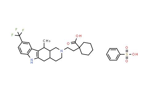 1001438-96-5 | AMG-076 (benzenesulfonate)