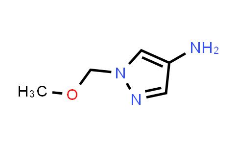 1001500-80-6 | 1-(Methoxymethyl)-1H-pyrazol-4-amine