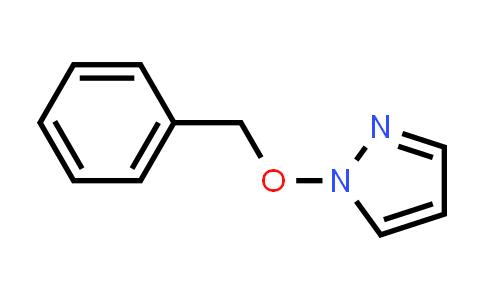 100159-47-5 | 1-(Benzyloxy)-1H-pyrazole