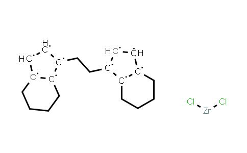 100163-29-9 | Dichloro[rel-(7aR,7'aR)-1,2-ethanediylbis[(1,2,3,3a,7a-η)-4,5,6,7-tetrahydro-1H-inden-1-ylidene]]zirconium
