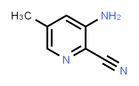 1001635-30-8   3-Amino-5-methylpicolinonitrile