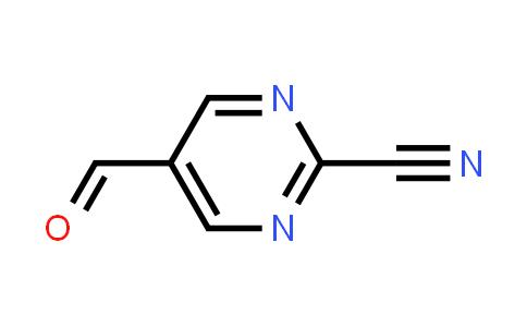 1001755-57-2 | 5-Formylpyrimidine-2-carbonitrile