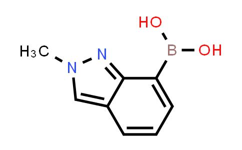 1001907-58-9 | (2-Methyl-2H-indazol-7-yl)boronic acid