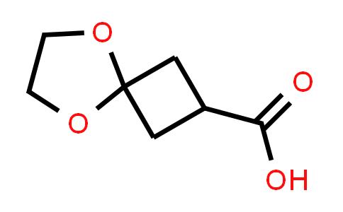 1001907-64-7 | 5,8-Dioxaspiro[3.4]octane-2-carboxylic acid
