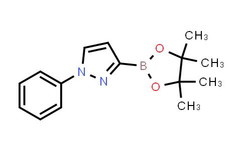 1002334-13-5 | 1-Phenyl-3-(4,4,5,5-tetramethyl-1,3,2-dioxaborolan-2-yl)-1H-pyrazole