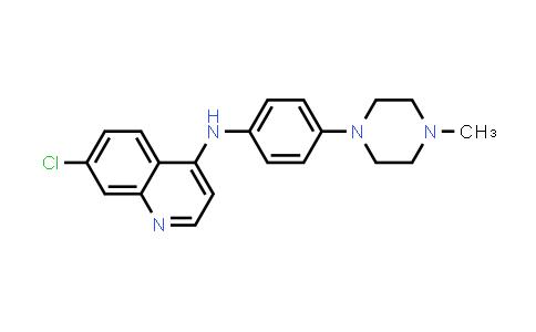 10024-04-1 | 7-Chloro-N-[4-(4-methylpiperazin-1-yl)phenyl]quinolin-4-amine