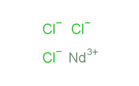 10024-93-8   Neodymium(III) chloride