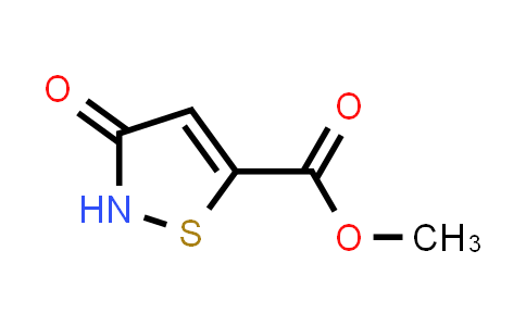 100241-89-2 | Methyl 3-oxo-2,3-dihydroisothiazole-5-carboxylate