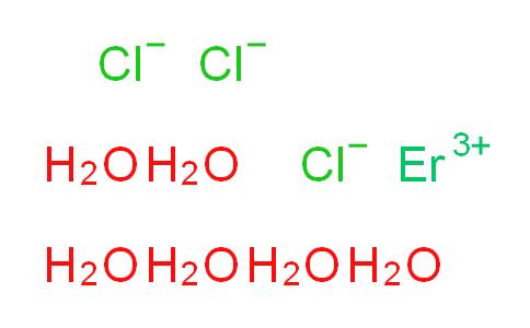 10025-75-9   Erbium(III) chloride hexahydrate