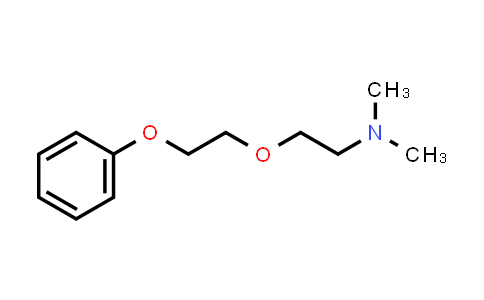 100252-25-3 | N,N-Dimethyl-2-(2-phenoxyethoxy)ethanamine