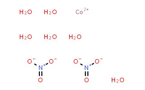 10026-22-9   Cobalt(II)nitratehexa hydrate