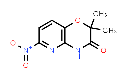 1002726-59-1 | 2H-Pyrido[3,2-b]-1,4-oxazin-3(4H)-one, 2,2-dimethyl-6-nitro-