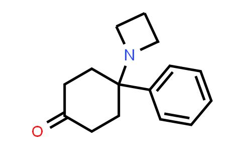 1002916-47-3 | 4-(Azetidin-1-yl)-4-phenylcyclohexan-1-one