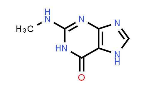 10030-78-1 | 2-(Methylamino)-1H-purin-6(7H)-one