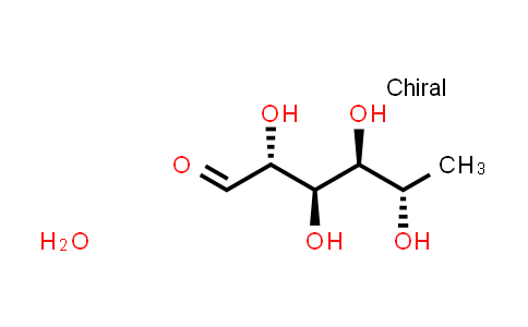 10030-85-0   Rhamnose (monohydrate)