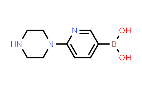 1003043-67-1 | (6-(Piperazin-1-yl)pyridin-3-yl)boronic acid