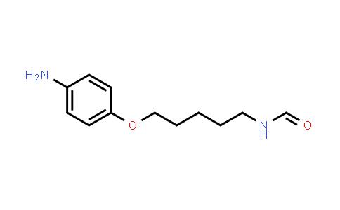 100317-01-9 | N-(5-(4-Aminophenoxy)pentyl)formamide