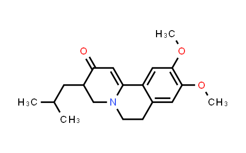 100322-43-8 | 3-Isobutyl-9,10-dimethoxy-3,4,6,7-tetrahydro-2H-pyrido[2,1-a]isoquinolin-2-one