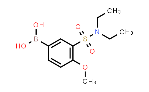 1003298-86-9 | (3-(N,N-Diethylsulfamoyl)-4-methoxyphenyl)boronic acid