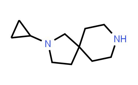 1003564-39-3 | 2,8-Diazaspiro[4.5]decane, 2-cyclopropyl-