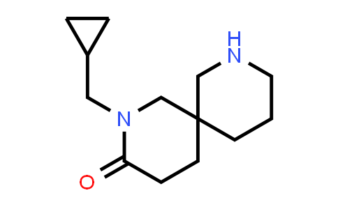 1003564-44-0 | 2,8-Diazaspiro[4.5]decan-3-one,2-(cyclopropylmethyl)-