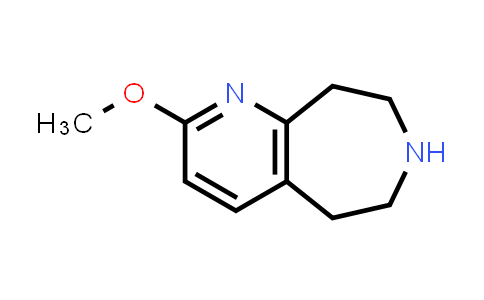 1003587-66-3 | 2-Methoxy-6,7,8,9-tetrahydro-5H-pyrido[2,3-d]azepine