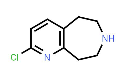 1003587-71-0 | 2-Chloro-6,7,8,9-tetrahydro-5H-pyrido[2,3-d]azepine