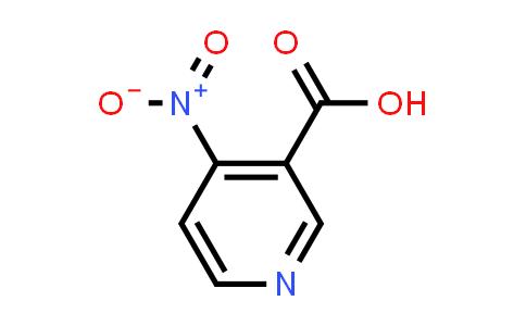 100367-58-6 | 3-Pyridinecarboxylic acid, 4-nitro-