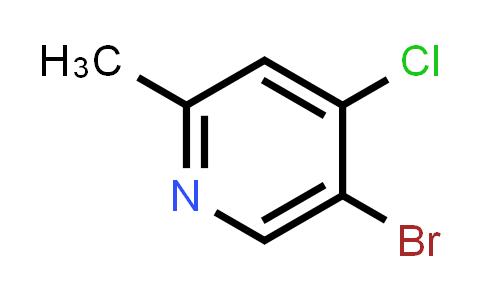 1003711-85-0 | 5-Bromo-4-chloro-2-methylpyridine
