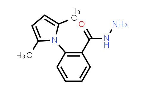 100373-80-6 | Benzoic acid, 2-(2,5-dimethyl-1H-pyrrol-1-yl)-, hydrazide