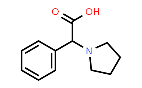 100390-48-5 | 1-Pyrrolidineacetic acid, α-phenyl-
