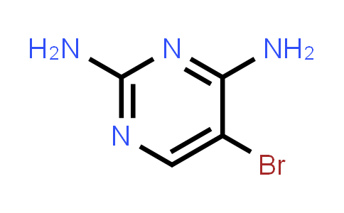 1004-01-9 | 5-Bromopyrimidine-2,4-diamine