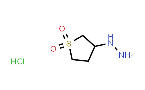 1004-15-5   (1,1-Dioxidotetrahydrothien-3-yl)hydrazine hydrochloride