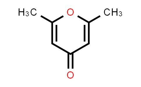 1004-36-0 | 2,6-Dimethyl-4H-pyran-4-one