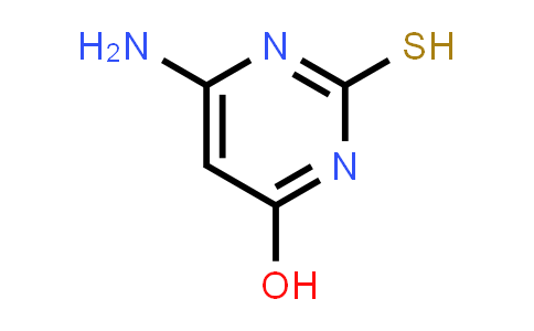 1004-40-6 | 6-Amino-4-hydroxy-2-mercaptopyrimidine