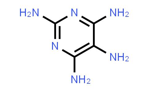 1004-74-6 | 2,4,5,6-Tetraaminopyrimidine