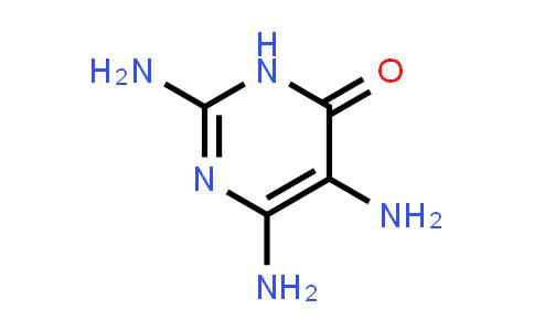 1004-75-7 | 2,5,6-Triaminopyrimidin-4(3H)-one