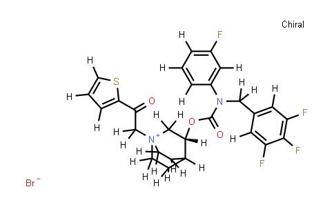 1004312-94-0 | M3 receptor antagonist 1